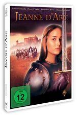Jeanne d`Arc (Jacqueline Bisset, Leelee Sobieski) DVD NEU + OVP!