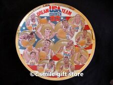 Sports Impressions *DREAM TEAM 1992* Basketball Gold Ltd Ed Signature Plate MIB