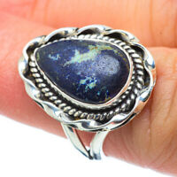 Sodalite 925 Sterling Silver Ring Size 6.25 Ana Co Jewelry R30580F