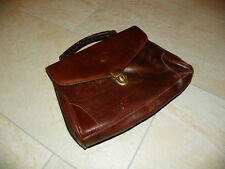 Original The Trend Tasche*Made in Italy * Leder*gebraucht*Vintage