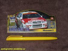 2003 Barum Rally Zlin (SKODA Octavia) - Sticker/Aufkleber