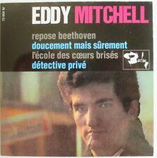 "EDDY MITCHELL - CD SINGLE EP ""REPOSE BEETHOVEN"""