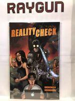 Reality Cuadros Libro en Rústica Novela Gráfica Imagen Comics 9781607068594