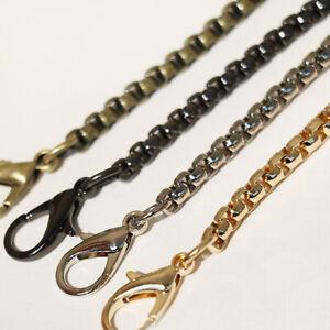 20~200CM Replacement Metal Chain Strap Shoulder Crossbody Handbag Bag DIY #C26