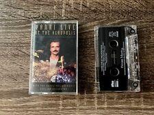 Yanni Live at the Acropolis Cassette Tape