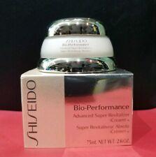 Shiseido Bio Performance Advanced Super Revitalizer Cream N 2.5 oz *Sealed* NIB