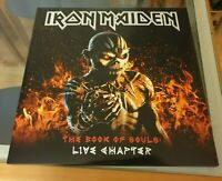 IRON MAIDEN : The Book of Souls: Live Chapter Triple Vinyl