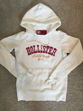Vintage HOLLISTER Malibu Beach Pullover Hoodie, Hooded Sweatshirt Shirt, Medium