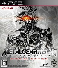Brand New PS3 Metal Gear Rising Revengeance Special Edition