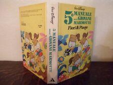 5° Manuale delle Giovani Marmotte - Walt Disney - Mondadori - Italien - TTB 1982