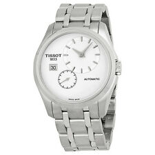Tissot Couturier Stainless Steel Mens Automatic Watch T0354281103100-AU