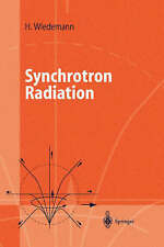 Synchrotron Radiation (Advanced Texts in Physics) by
