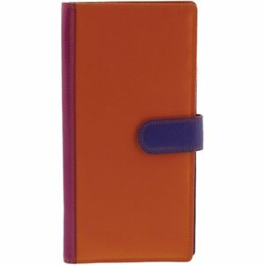 GABEE Reice RFID Travel Document Leather Wallet - Orchid  All Wallets