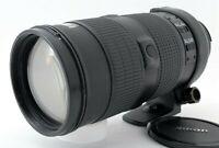 【As-is】Nikon AF-S Nikkor 80-200mm F/2.8 D ED Lens from Japan 560524