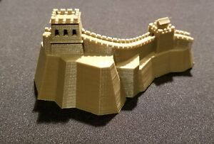 Great Wall Of China Scaled Model 100% Accurate