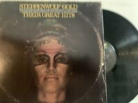 Steppenwolf – Gold (Their Great Hits) LP 1971 Dunhill DSX-50099 Classic Rock VG