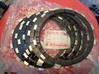 USED OEM Kawasaki Fiber Clutch Plates (Set of 6) 75-76 KX400 74 KX450 73 F12MX