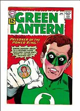 "GREEN LANTERN #10  [1962 VG+]  ""PRISONER OF THE POWER RING!"""