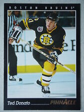 NHL 102 Ted Donato Boston Bruins Pinnacle 1993/94