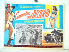 ¡ONLY AVAILABLE 24h.!/ THE STEEL LADY/ROD CAMERON/1953/OPTIONAL SET/55182/1 MEXI
