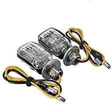 2 X Mini Clignotant 6 LED MOTO YAMAHA SUZUKI HONDA DUCATI NINJA HORNET FAZER BMW