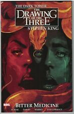 Stephen King DARK TOWER DRAWING OF THE THREE BITTER MEDICINE TP TPB $19.99srpNEW
