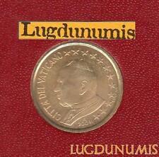 Vatican 2004 - 10 Centimes D'Euro - 85 000 exemplaires Provenant du BU RARE