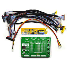 Multi-function LCD Screen Tester Detection Tool + 10 LVDS Cable + Inverter Set