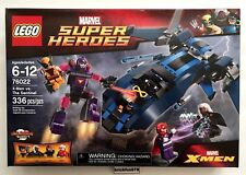 Lego Superheroes 76022 X-Men vs. The Sentinel set New in Factory Sealed Box