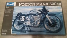 Revell 1/9 NORTON MANX 500 cc modelkit Bausatz maquette 07934