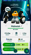Pokémon Go Meltan Box | 9-16 Meltans / 27 - 126 candies!