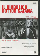 Il diabolico dottor satana DVD Jess Franco