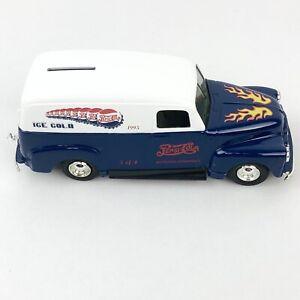 ERTL 1951 GMC Panel Van Truck Pepsi Cola Bank