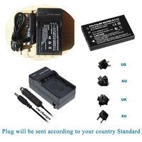 Caricabatteria per HP Photosmart R707v R717 R707xi R725 R727 R817 R818 R927/_SX