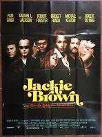 Plakat Jackie Brown Quantin Tarantino Pam Grier Samuel L.JACKSON 120x160cm