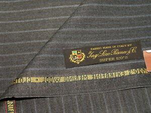 Loro Piana Tessuto giacca uomo/ tailleur donna Super extrafine merino wool 2,5 m