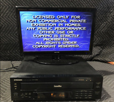 Pioneer CLD-2080 LaserDisc / CD Player - Tested Working Great Condition