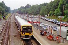 PHOTO  GERRARDS CROSS RAILWAY STATION BUCKINGHAMSHIRE 1994 GWR & GCR JT PADDINGT