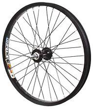 Wheel Front 20x1.75 Weinmann DM30 Black 36 Black -OPS Black 3/8 14gBK