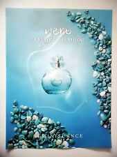 PUBLICITE-ADVERTISING :  REMINISCENCE Rem L'Acqua  2016 Eau Fraiche