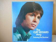 The Cliff Richard Story 6 x album Vinyl box set - EXCELLENT