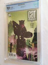 Catwoman #63 CBCS 9.8 Adam Hughes cover