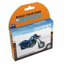 Make your own wind up Chopper Bike stocking filler toy novelty kids birthday