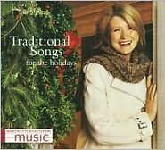 MARTHA STEWART : LIVING MUSIC: TRADITIONAL SONGS FOR THE HOLIDAYS (CD) sealed