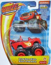 ++ Blaze And The Monster Machines - Drag Race Blaze
