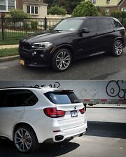 BMW X5 F15 M-PERFORMANCE FRONT + REAR BUMPER SPOILER TUNING