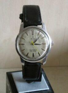 BESEE Vintage Swiss Shockprotected wristwatch FHF 72