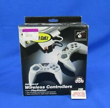 Mad Catz Advanced Wireless Controllers for PlayStation in Box