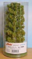 Heki 1984, Spur  H0, 1 x Birke 20 cm / birch tree /bouleau Heki super artline