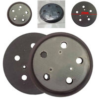 """5"""" 5 Hole Sander Pad Hook & Loop For Porter Cable 13909 13904 333 334 332"""